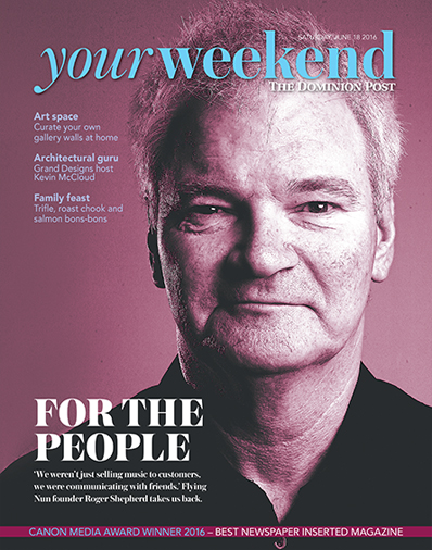 Your Weekend Magazine, June 2016