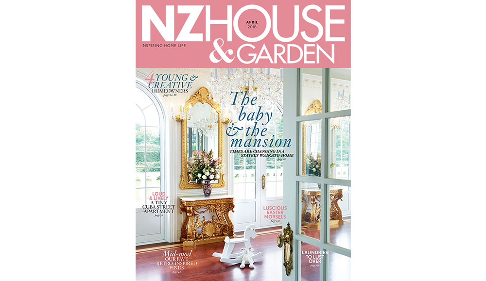 Bridget Foley Interior Designer for Resene in NZ House & Garden April 2018 issue