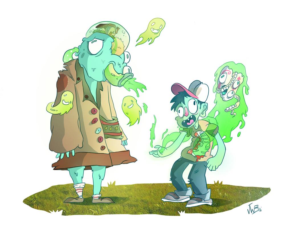 Terrance and Gilbert