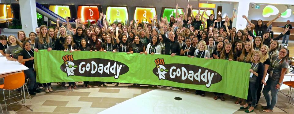 GoDaddy Picture