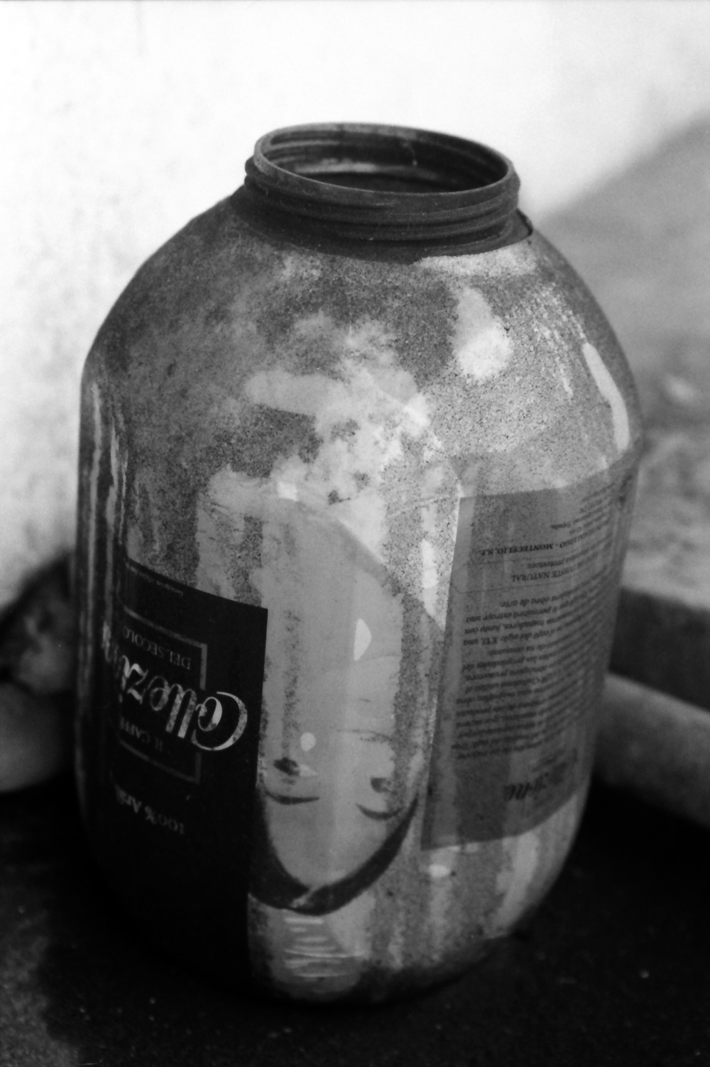 JAR, SILVER GELATIN PRINT ON ILFORD PAPER 2008