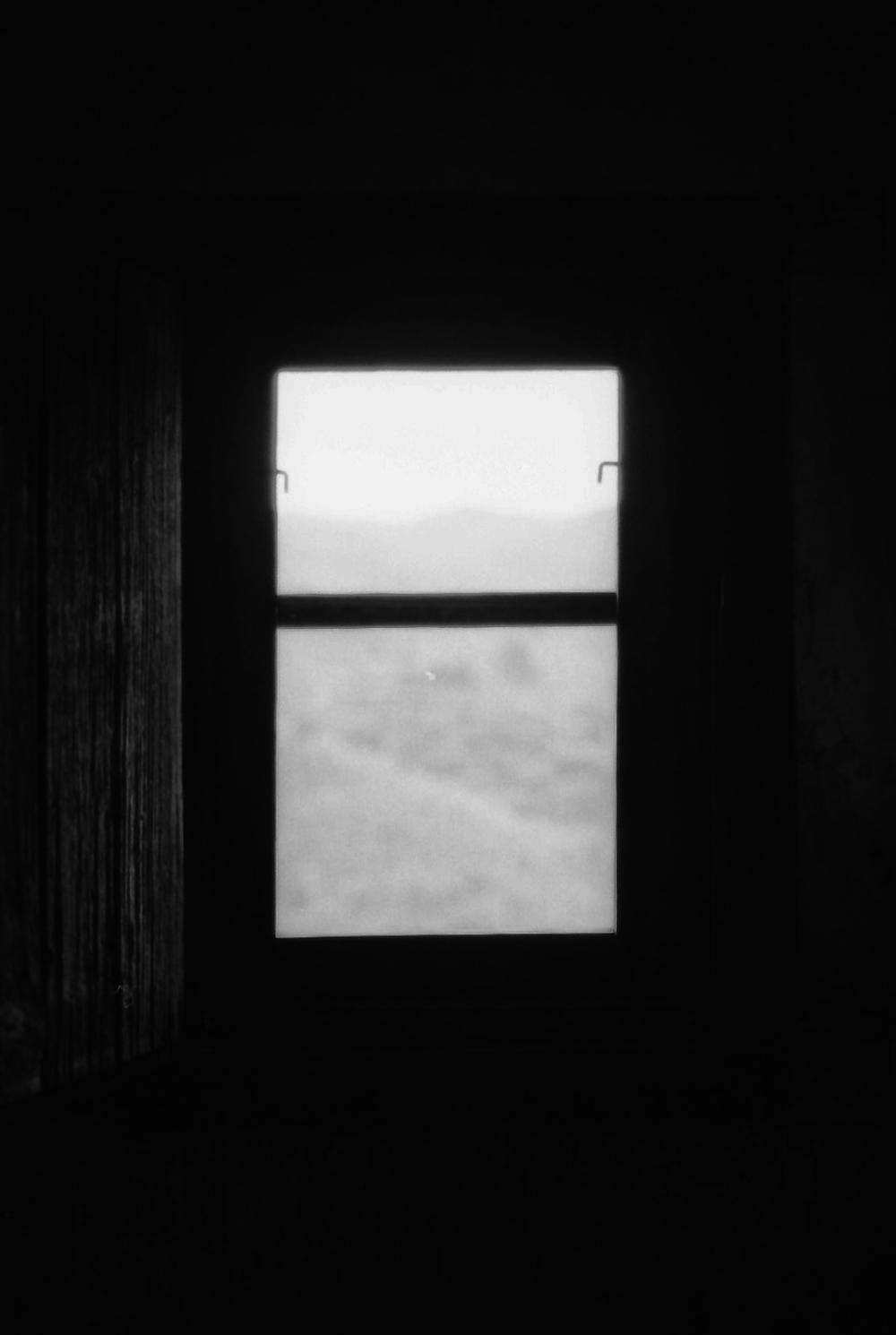 WIDOW, SILVER GELATIN PRINT, 2011