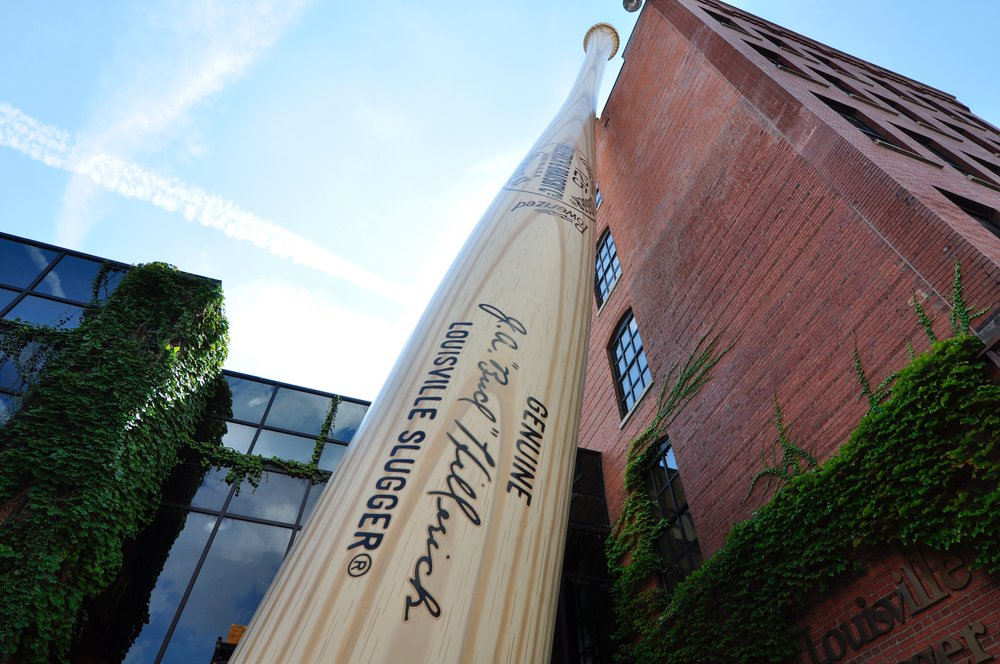 What to do in Louisville | Louisville Slugger Museum | coupleinthekitchen.com