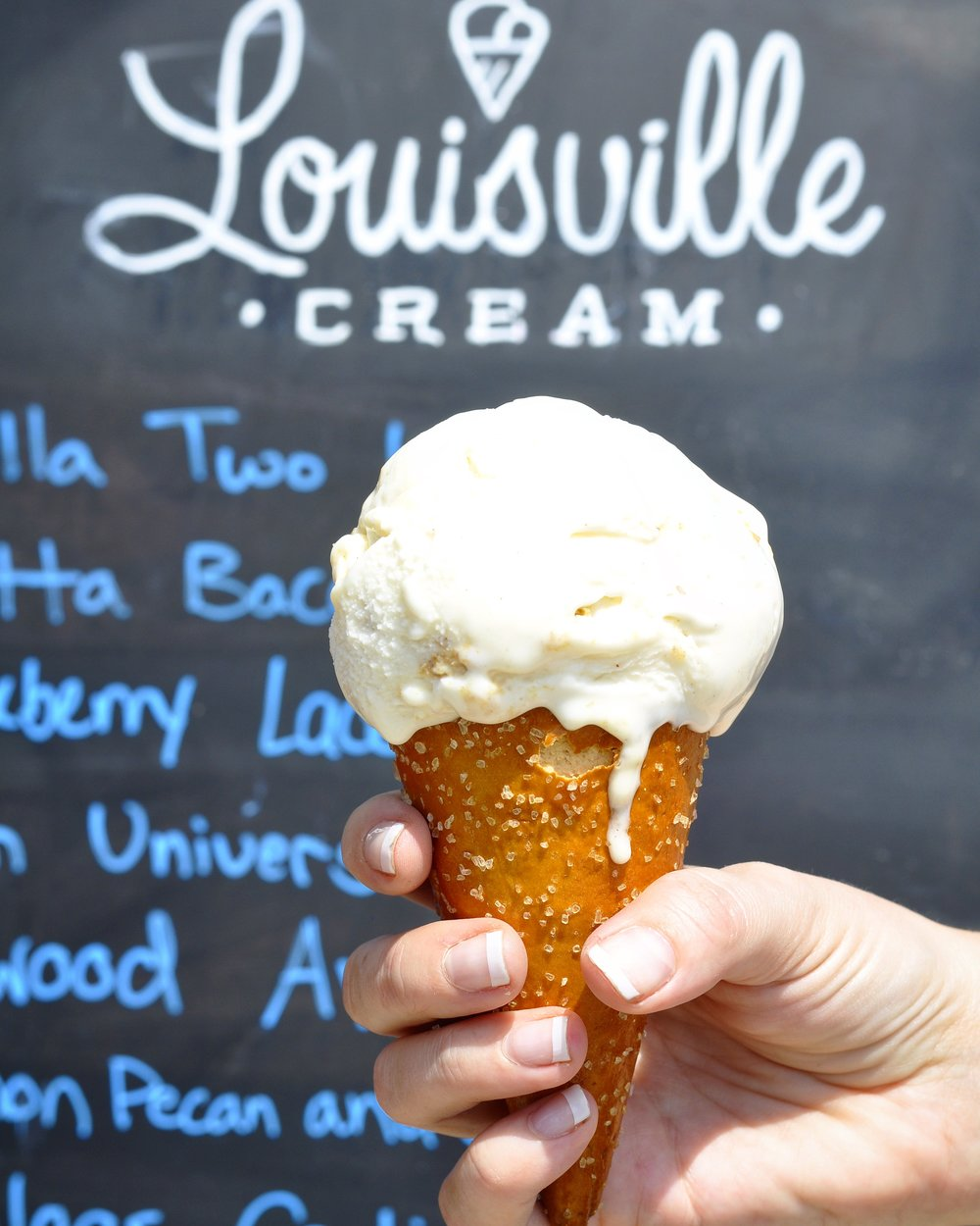 What to eat in Louisville | Louisville Cream | coupleinthekitchen.com