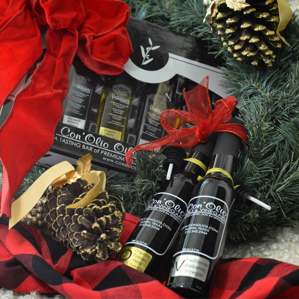 Foodie Gift Guide | Con' Olio Olive Oil | coupleinthekitchen.com