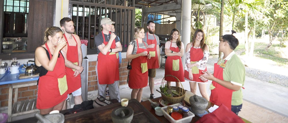 Chiang Mai Cooking School | Thailand Travel | coupleinthekitchen.com