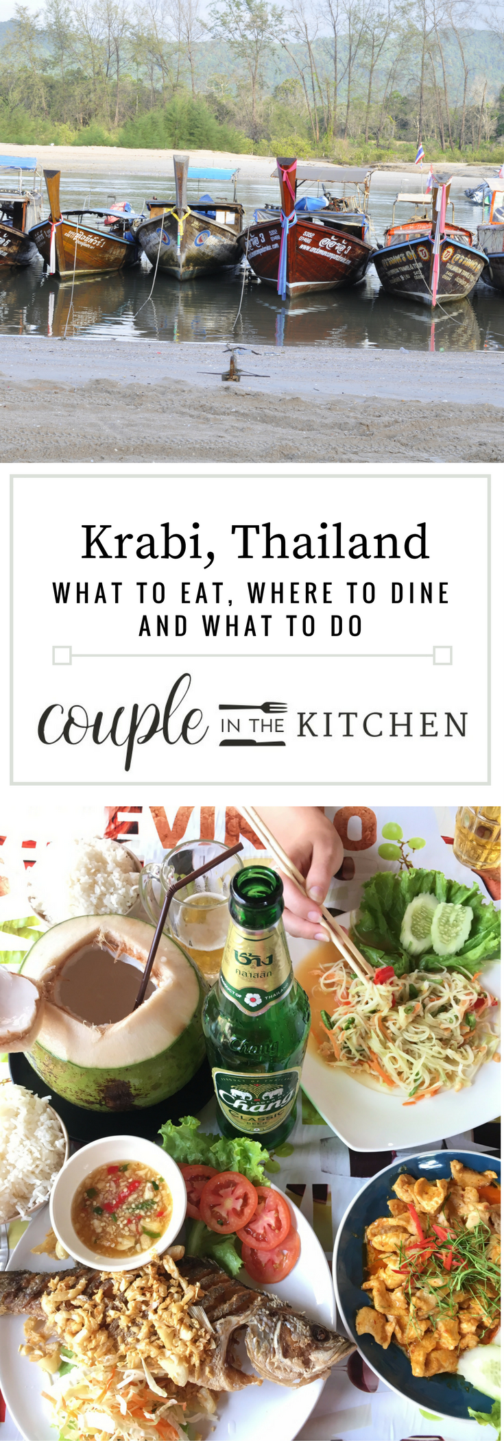 What to do in Krabi, Thailand | coupleinthekitchen.com