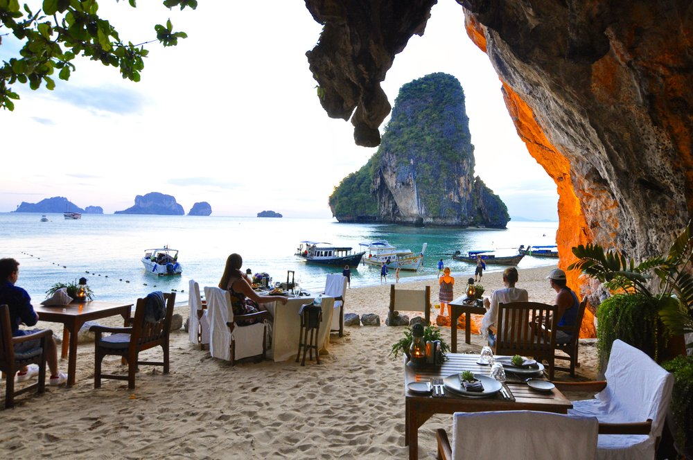 Where to eat in Krabi, Thailand | coupleinthekitchen.com