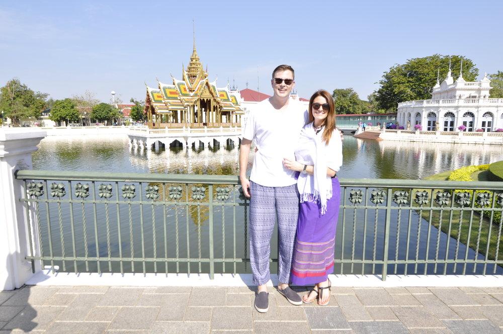 Ayutthaya, Thailand | coupleinthekitchen.com