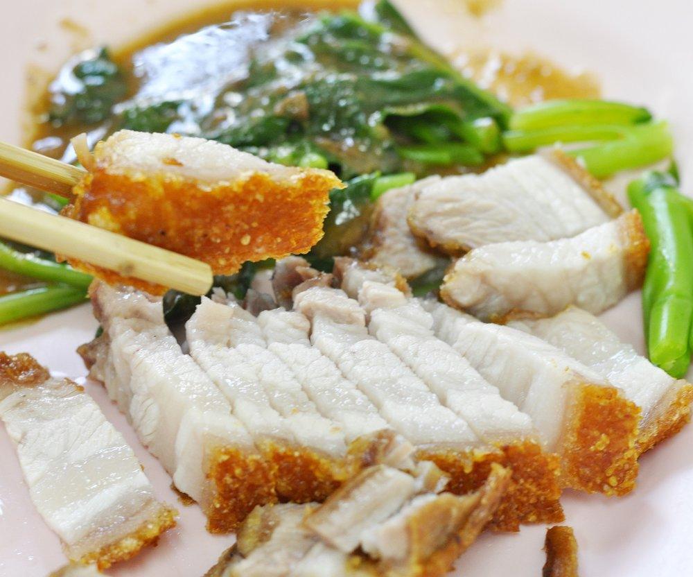 Bangkok Thailand Food | coupleinthekitchen.com