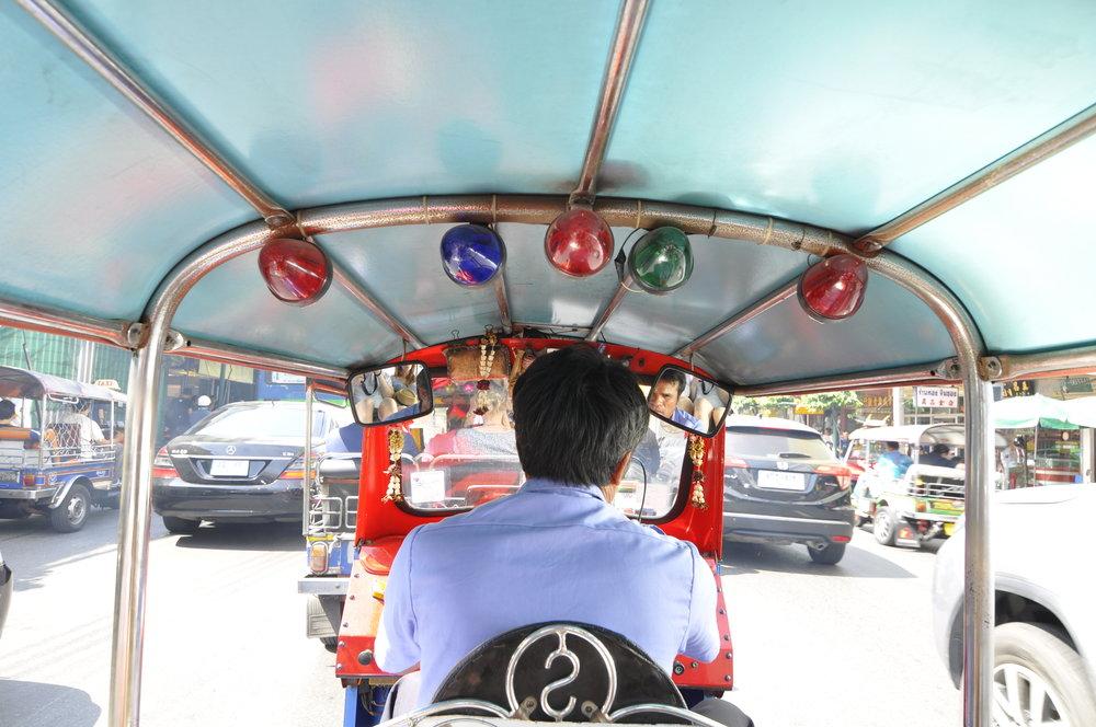 Getting Around Bangkok | coupleinthekitchen.com