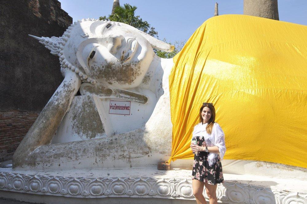 Ayutthaya Temples | coupleinthekitchen.com