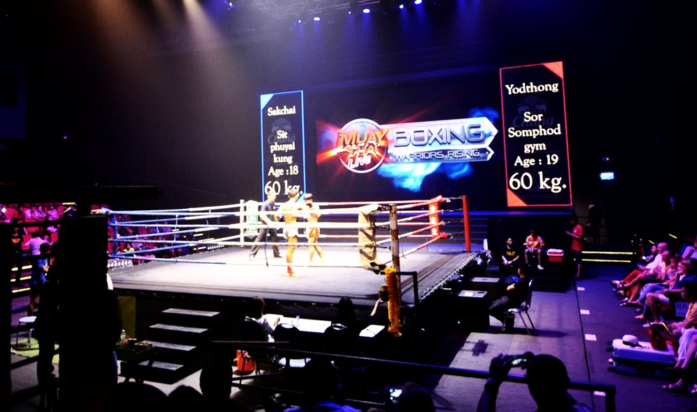 Muay Thai Bangkok | coupleinthekitchen.com