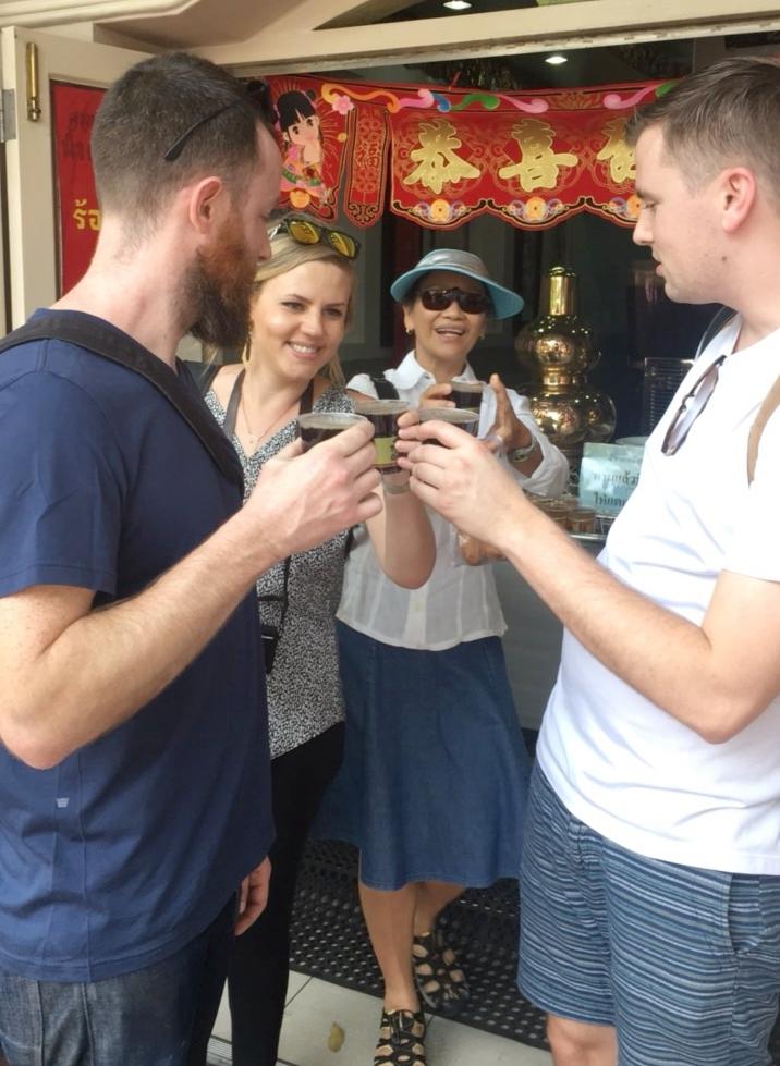 Chinatown Tour in Bangkok | coupleinthekitchen.com