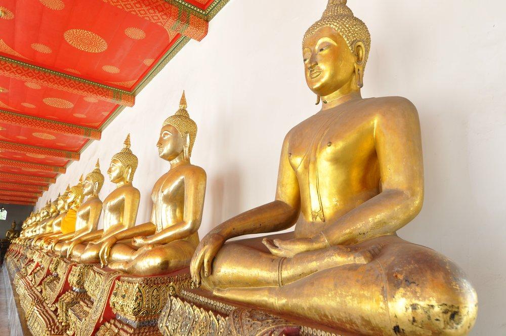Bangkok, Thailand Temples | coupleinthekitchen.com