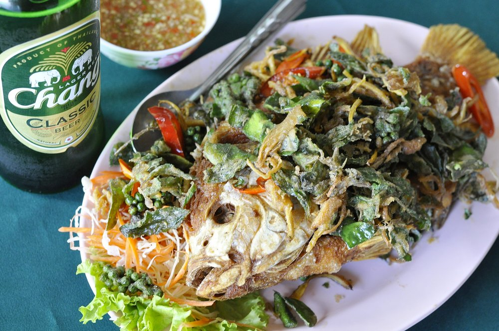 Bangkok Thai Food | coupleinthekitchen.com