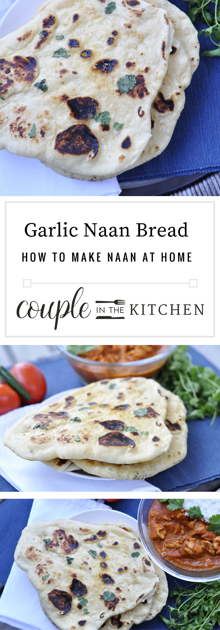 How to make naan bread couple in the kitchen naan bread recipe indian food coupleinthekitchen forumfinder Images