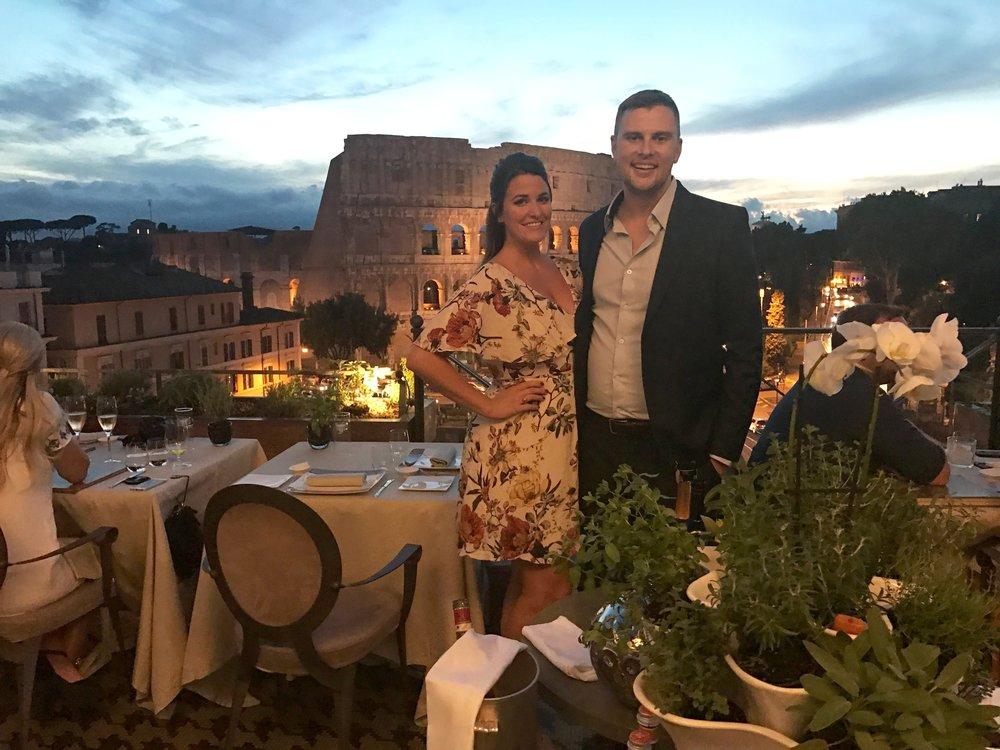 Best Hotel in Rome Italy | coupleinthekitchen.com