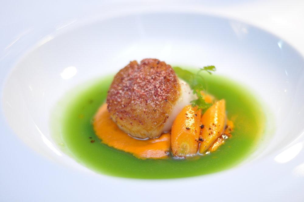 Rome Michelin Star Restaurant Dinner.JPG