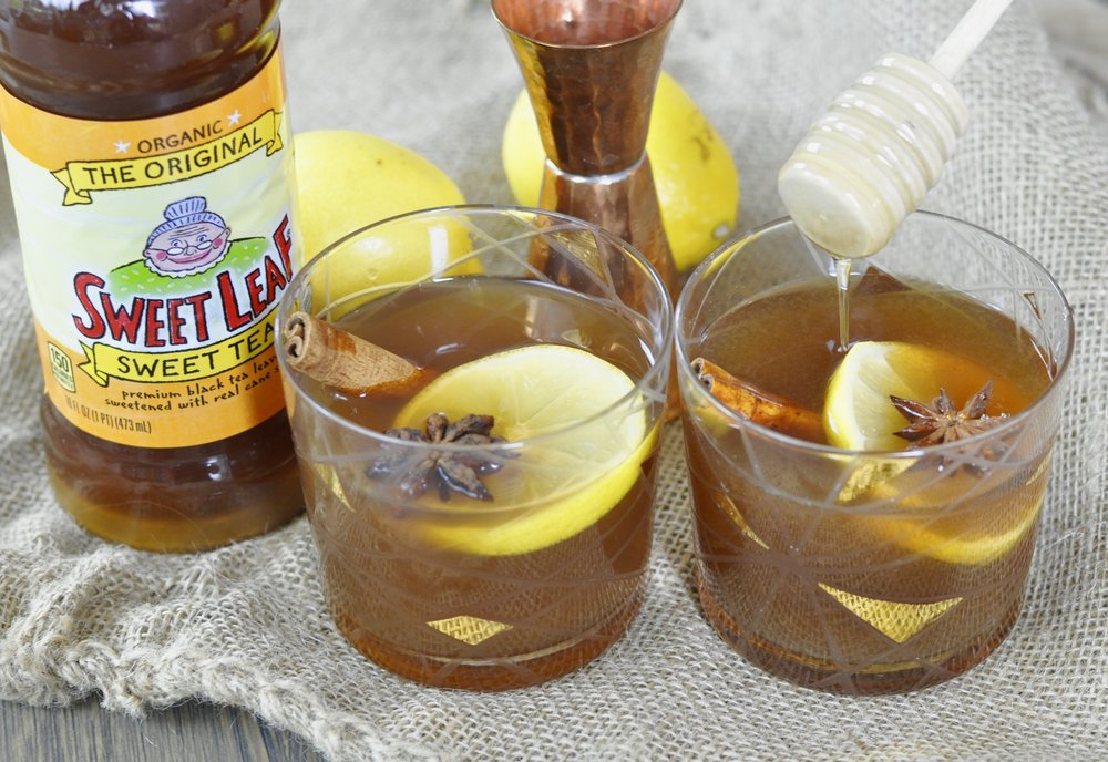 Hot Toddy Recipe | coupleinthekitchen.com