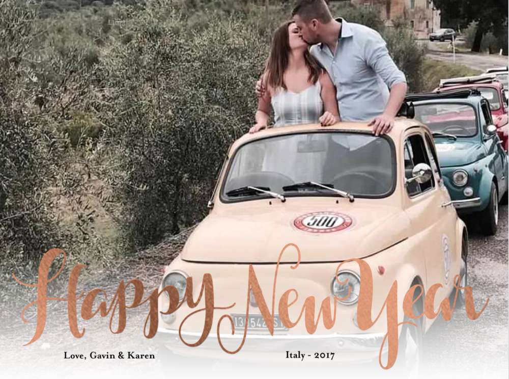 Driving Vintage Fiats in Tuscany | coupleinthekitchen.com