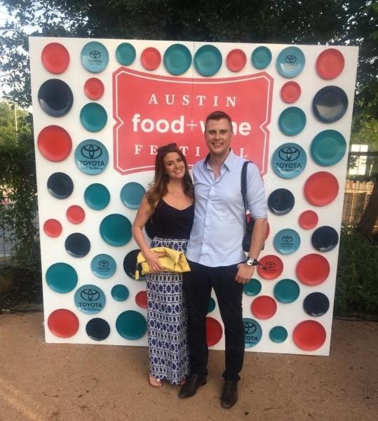 Austin Food and Wine Festival | coupleinthekitchen.com