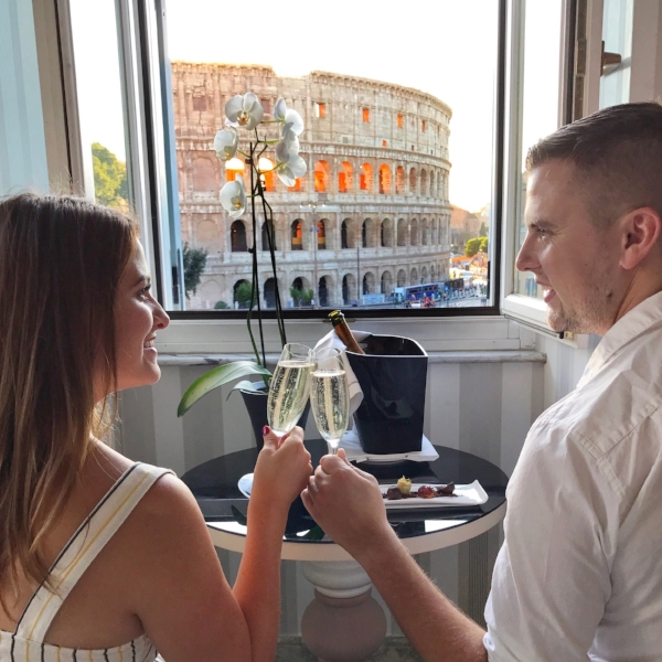 Rome, Italy | coupleinthekitchen.com