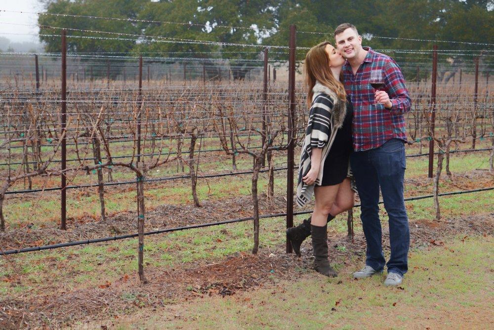 Romantic Getaway to Fredericksburg, Tx | coupleinthekitchen.com