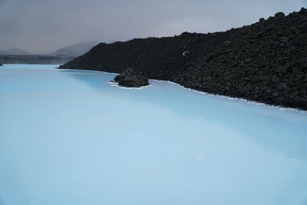 The Blue Lagoon in Iceland | coupleinthekitchen.com