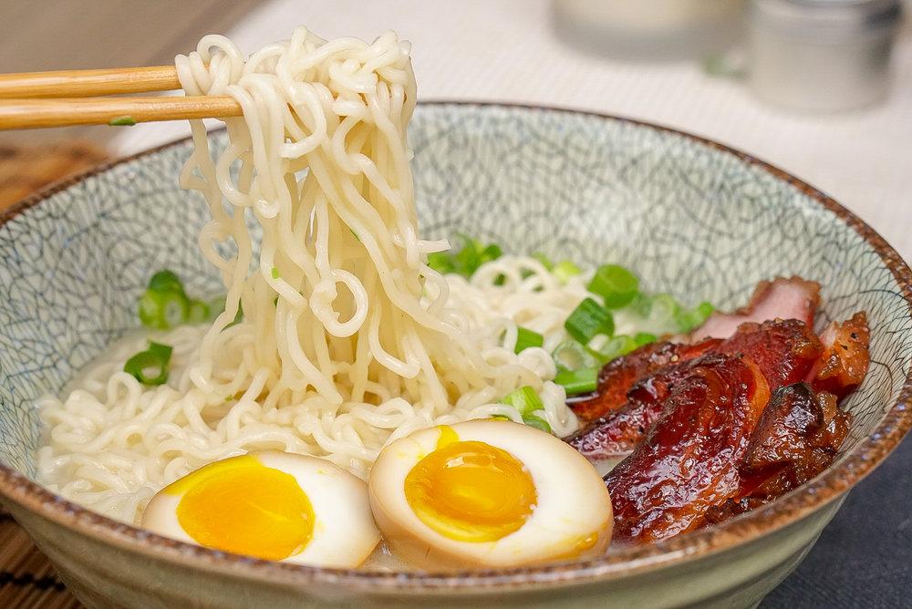 Marinaded Ramen Egg Recipe | coupleinthekitchen.com