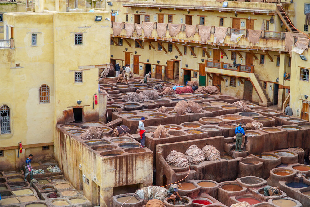 What you Need to Know before visiting the Fes Morocco Medina | coupleinthekitchen.com
