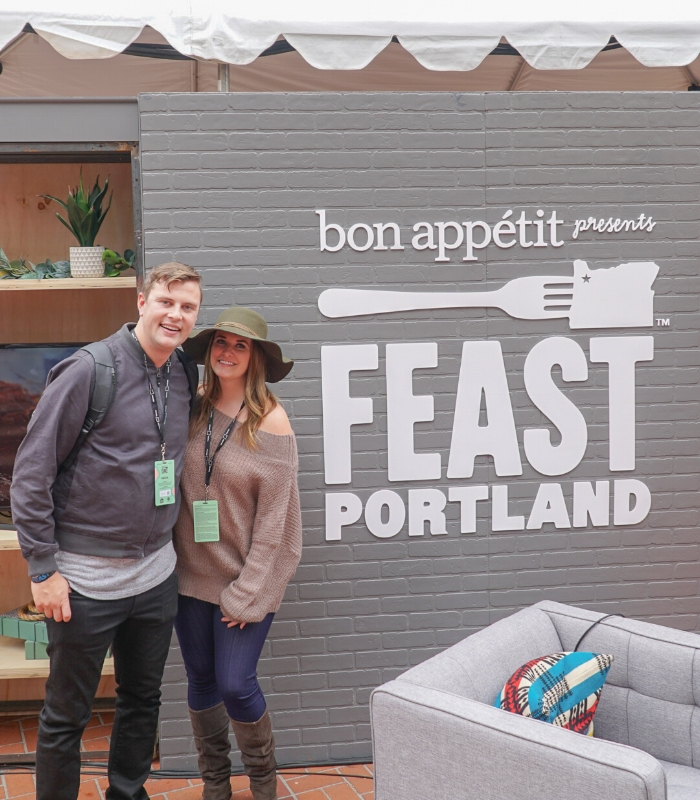 Portland, Oregon Food Festival   coupleinthekitchen.com