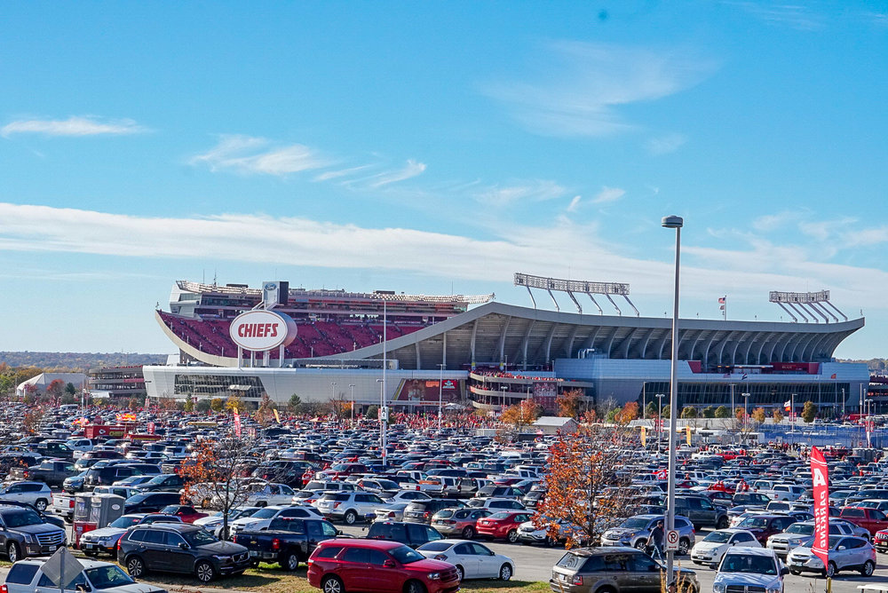 Kansas City Chiefs: Tailgating at Arrowhead Stadium