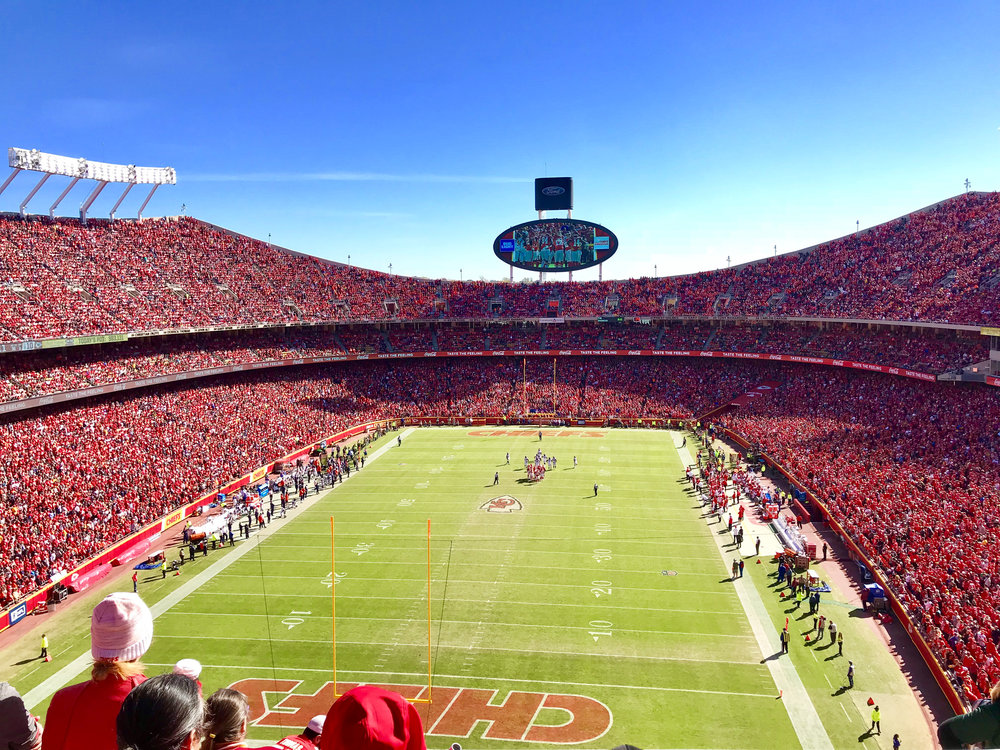 Kansas City Chiefs: The Best Food at Arrowhead Stadium