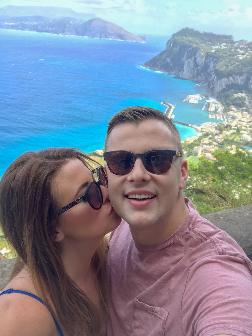 How to Spend 3 Days in Capri Italy | coupleinthekitchen.com