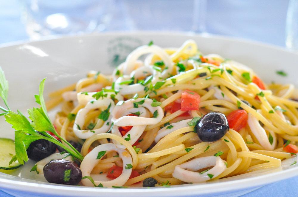 Where to eat in Capri, Italy | coupleinthekitchen.com