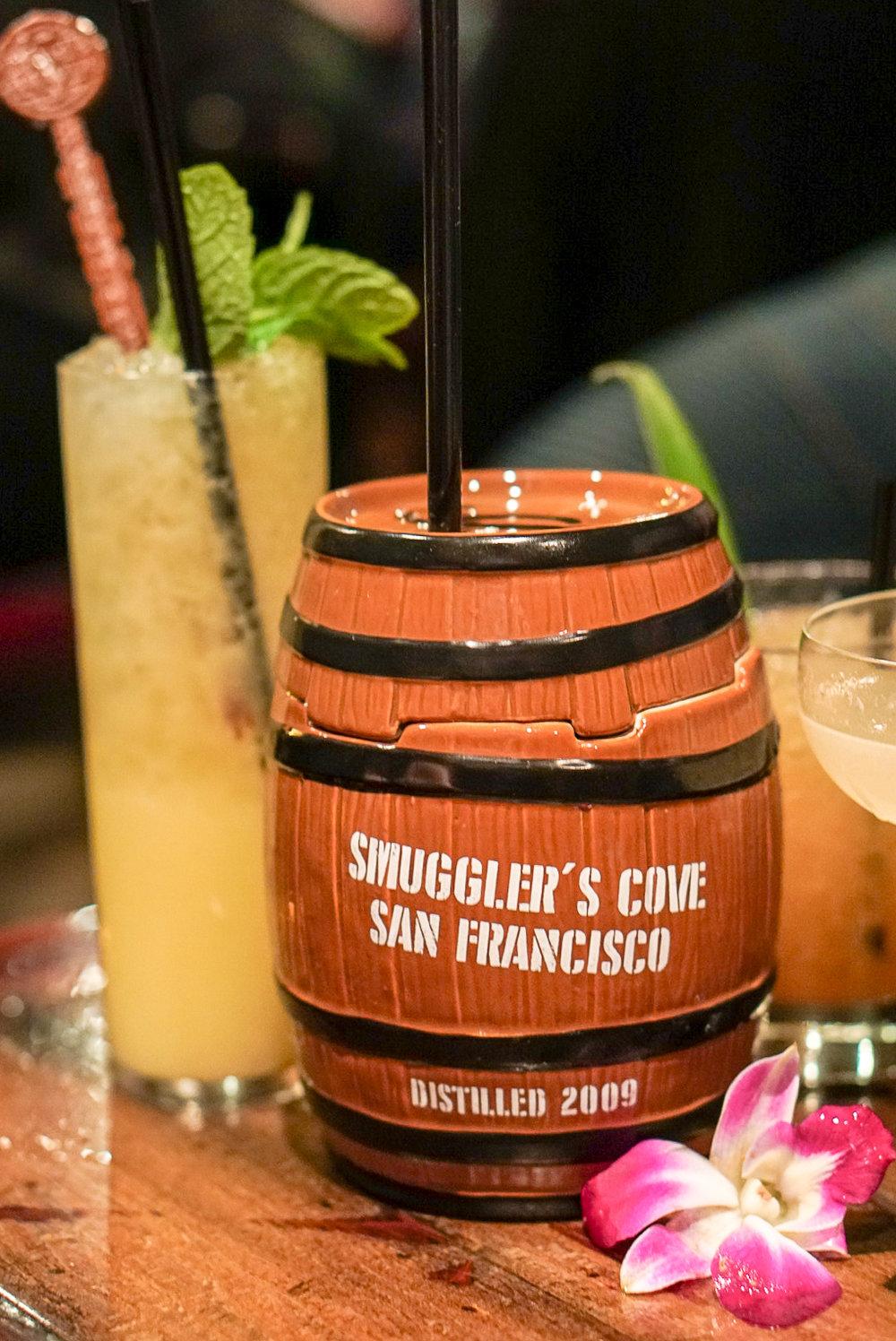 Best Tiki Bars in San Francisco | coupleinthekitchen.com