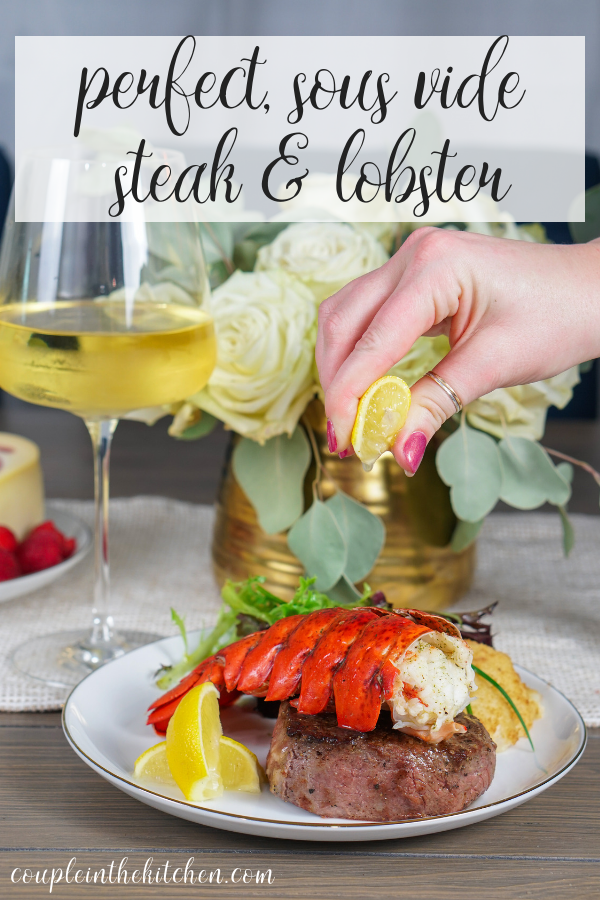 Perfect, Sous Vide Steak and Lobster Recipe | coupleinthekitchen.com.png