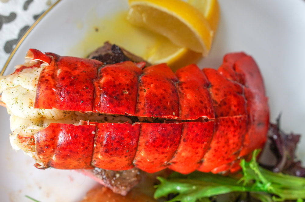 Perfect, Sous Vide Steak and Lobster Recipe | coupleinthekitchen.com