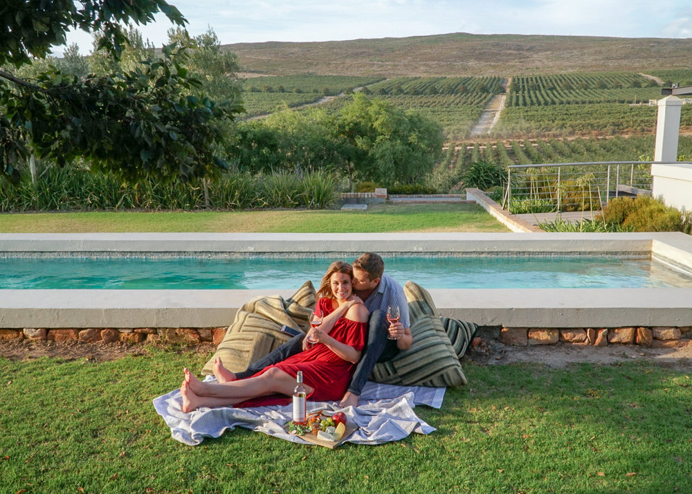 Where to Stay in South Africa Wine Country | www.coupleinthekitchen.com