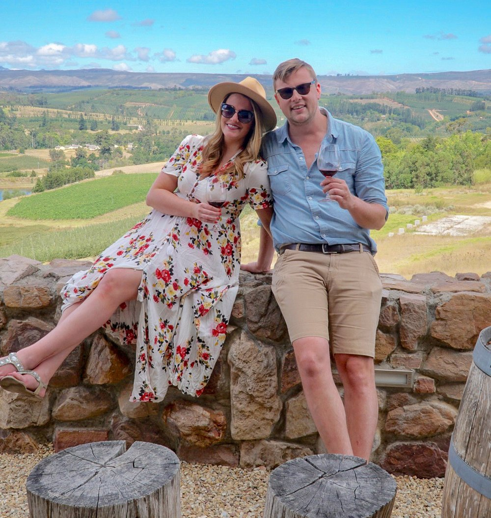 Wineries to Visit in South Africa Wine Country | www.coupleinthekitchen