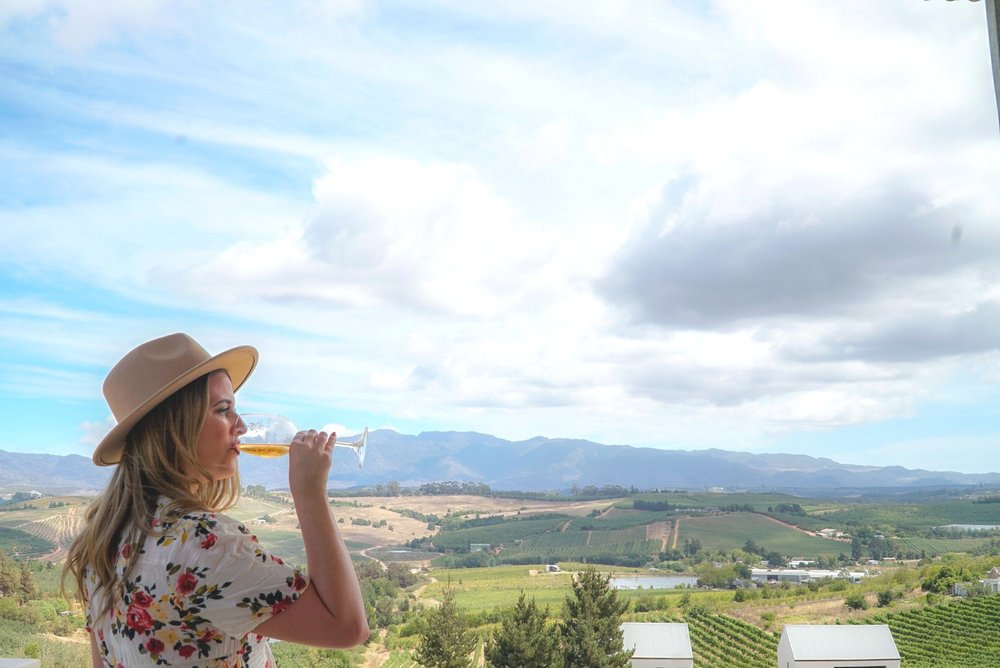 Guide to South Africa Cool Climate Wine Country | www.coupleinthekitchen.com