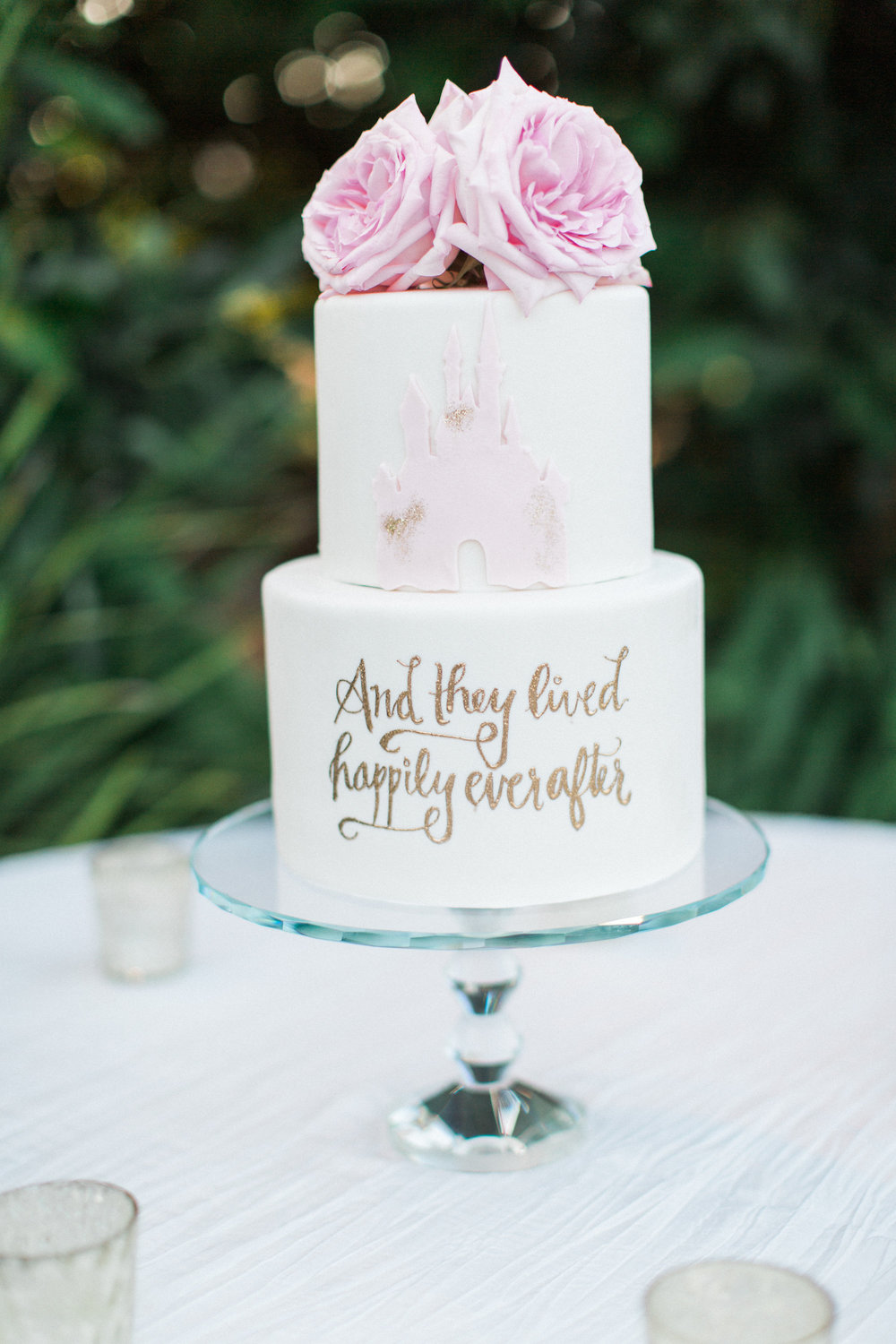 Happily Ever After Cake | Lucas Rossi Photography