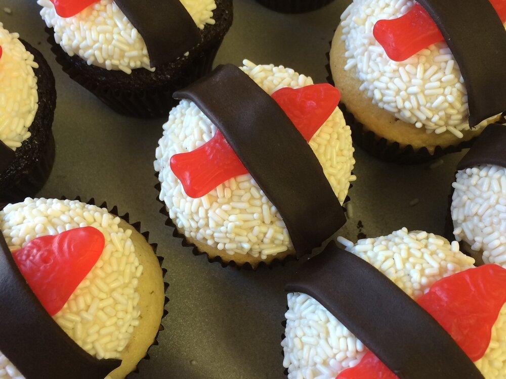 Sushi Cupcakes | Sugar Lab Bake Shop