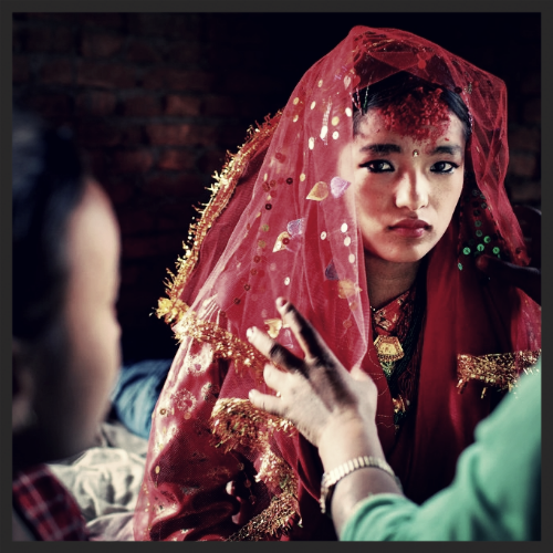 CHILD, BRIDE, MOTHER: NEPAL  WAS PUBLISHED IN THE  NEW YORK TIMES  ON 4/26/16