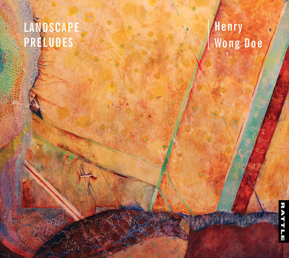 Landscape Preludes (2014) Rattle Records