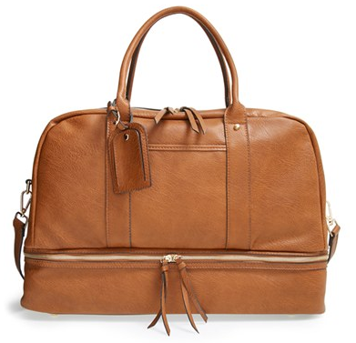 Sole Society 'Mason' Weekend Bag