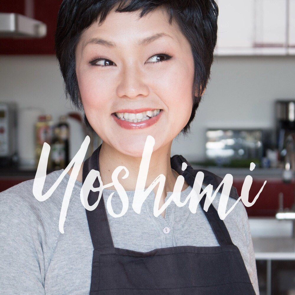 "Tokyo, Japan   Yoshimi started to cook and bake when she was about 10-years-old. After working for a global cosmetic company for eight years, she decided to immerse herself completely in the world o cooking. In her classes, she shares her deep insights into ""washoku,"" the deep-rooted traditional Japanese cuisine, and traditional Japanese culinary etiquette."