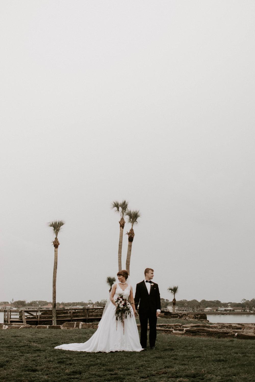 James + Sara | St. Augustine, Florida