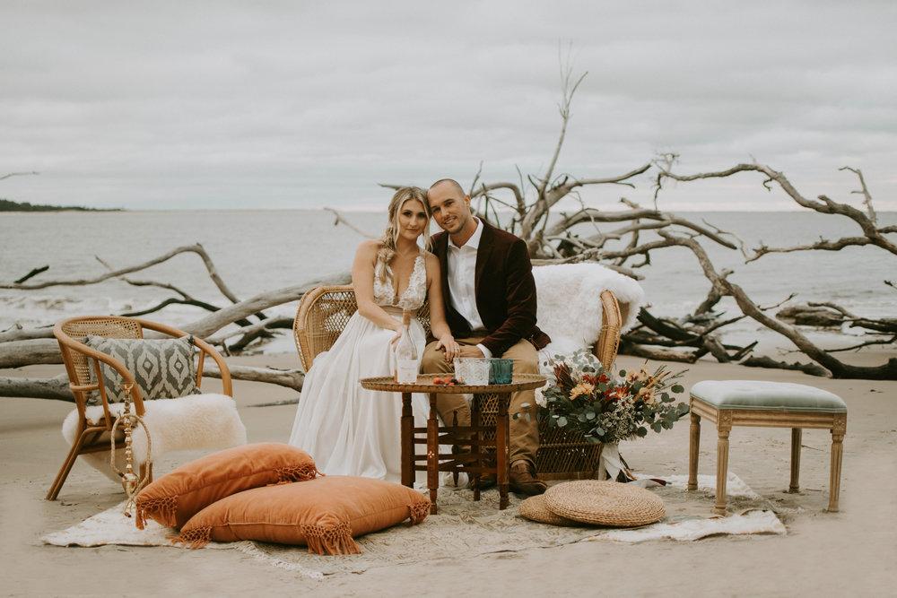 Drew + Leslie | Big Talbot Island, Florida